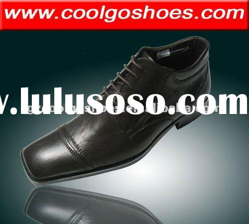 2012 New arriving long shoes for men in high demand for European market