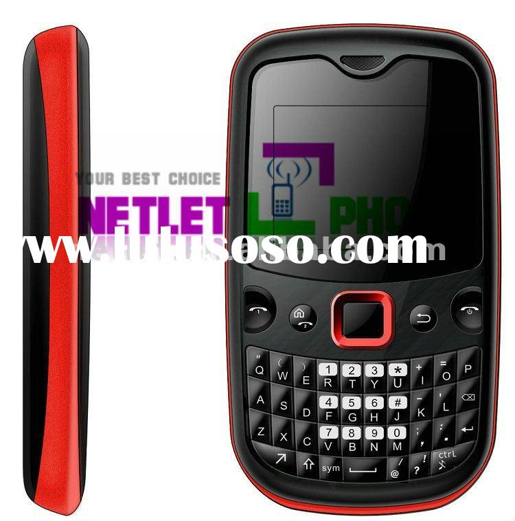2012 cheapest qwerty TV Mobile Phone for South America