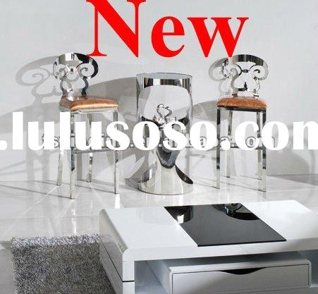 2012 modern design stainless steel bar stool Bar01