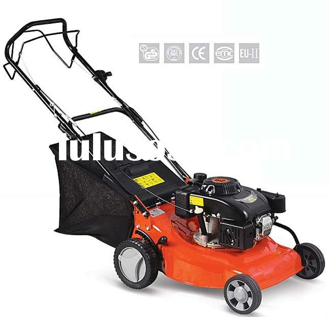 20-inch Self Propelled lawn Mower with High Rear Wheels