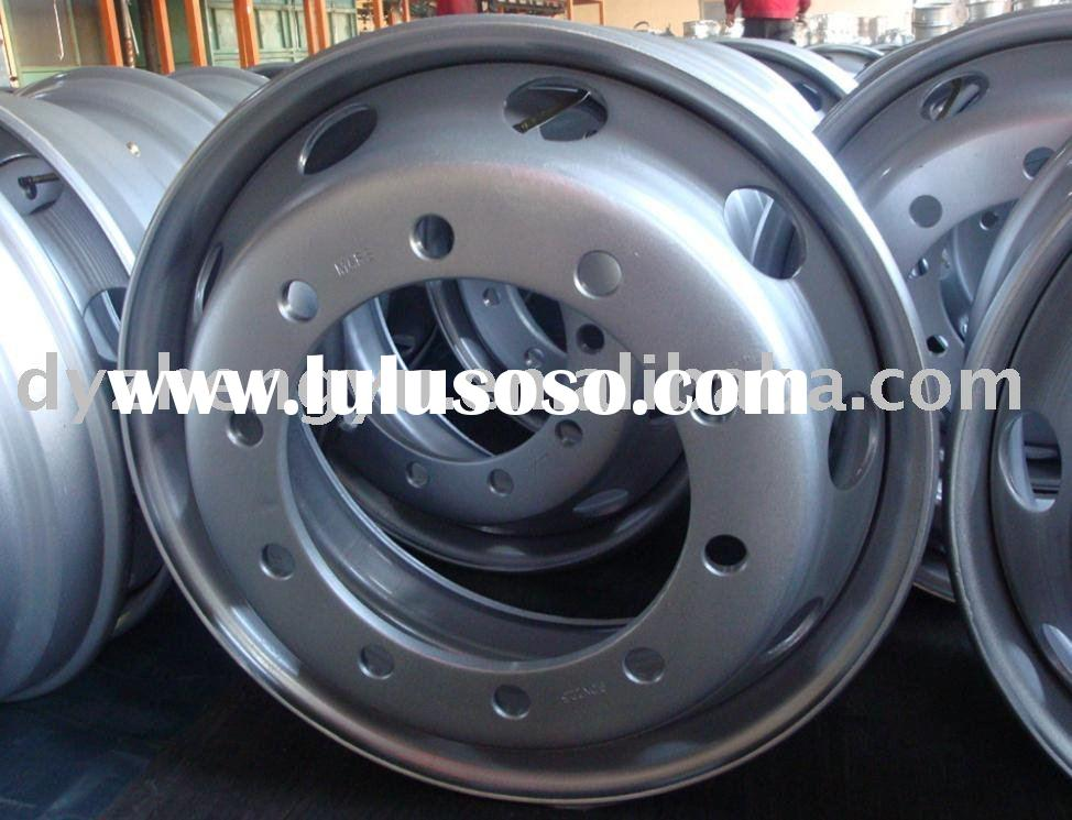22.5*9.00 zhengyu heavy steel truck wheels