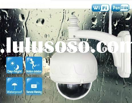 24IR led night vision ip camera wifi outdoor,day night IR 12LED Motion detetion, Remote Warning