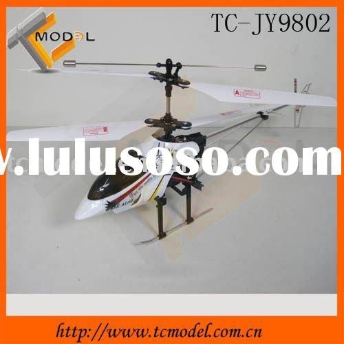 2.4G 4CH model 1(right hand) radio control helicopter flying game