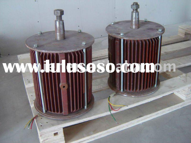 3000w AC -3 phase permanent magnet generator