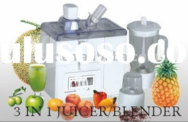 3 in 1 juicer /blender/food processor