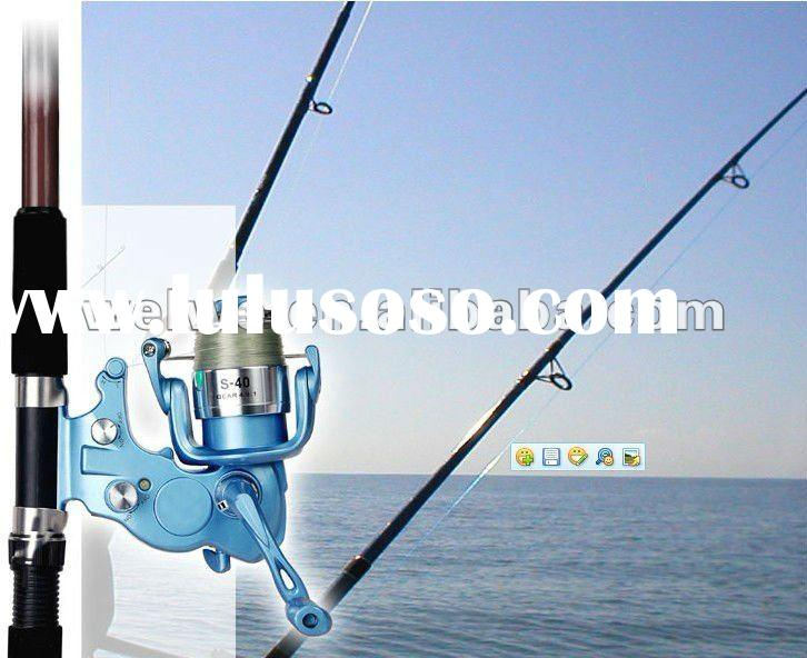 5BB+2RB S-50 Brand New Electric Fishing Reels Spinning reel in Silver Color