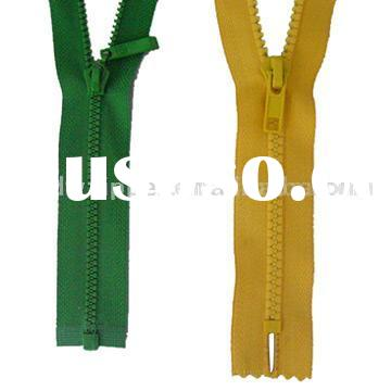 5# Plastic Zippers,Closed-end,Autolock