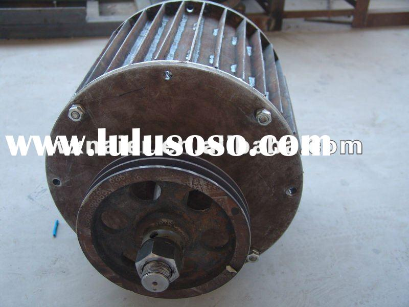 5kw ac three phase rare earth permanent magnet generator/low rpm generator/alternative generator/ br
