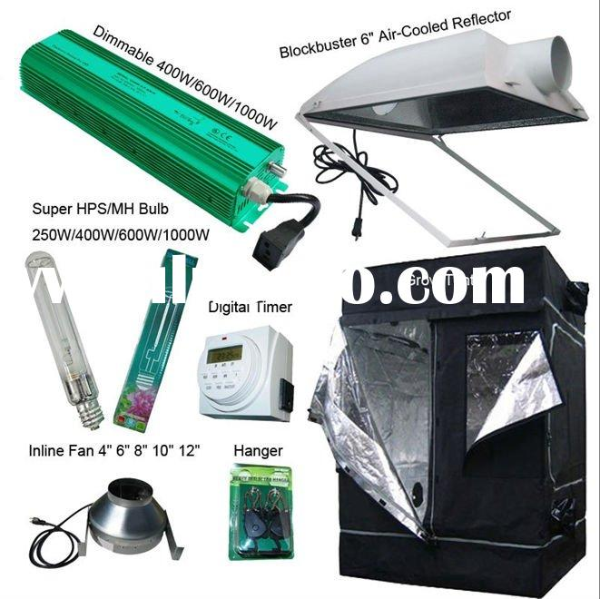 600W Grow Light Kits