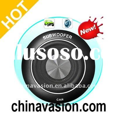 6 Inch High Power Car Audio Subwoofer