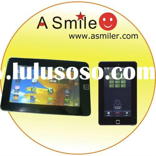 7 inch VIA 8650 2G GSM video calling tablet pc W703