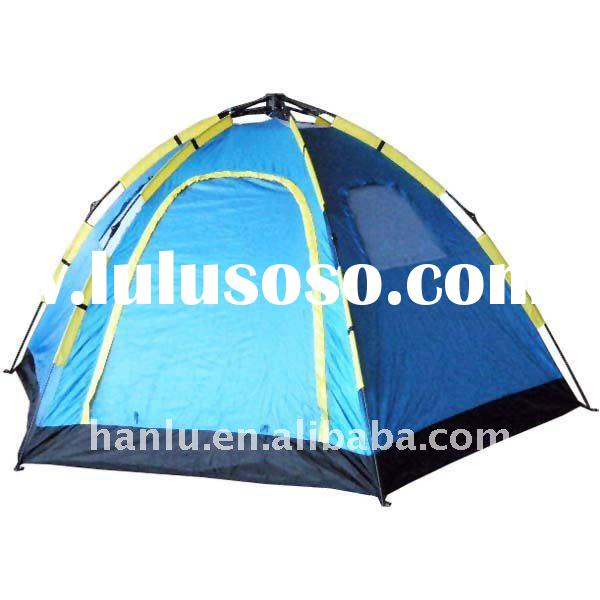 AUTO Pop-Up Camping Tent For 2 Persons