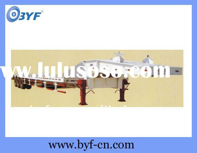 BYF lowbed semi trailer