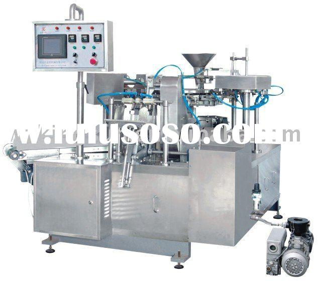Bag-given packaging machine, packaging machinery,automatic packing machinery