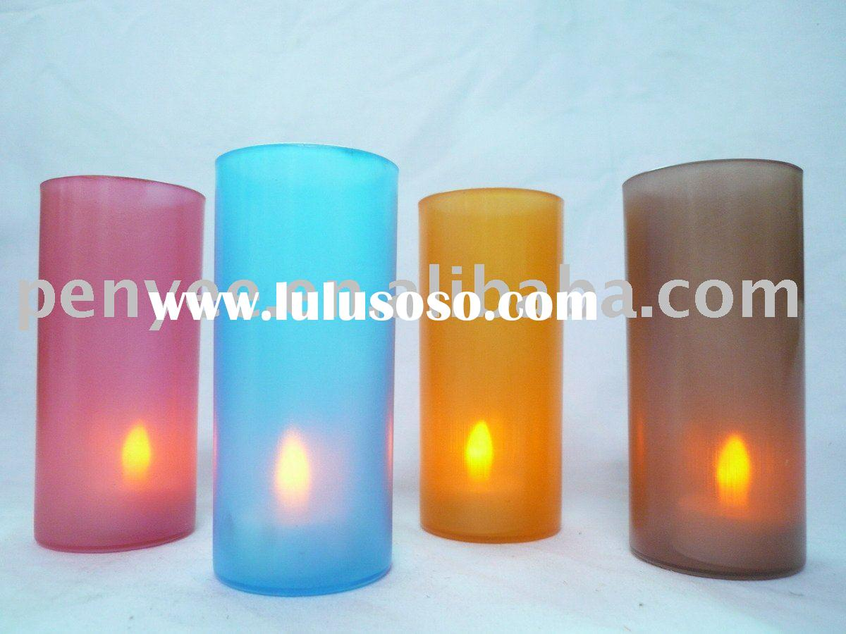 Bar and Saloon led tea light candle AC-CR03