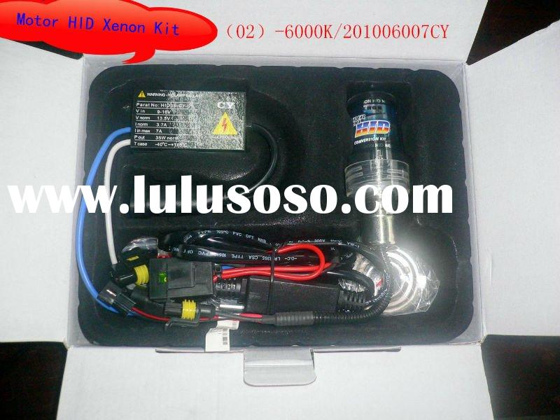Cheap HID Kit for universal Motorcycle xenon conversion