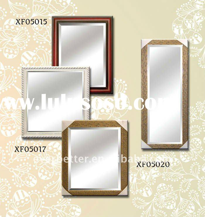 Decorative Mirror with hooks