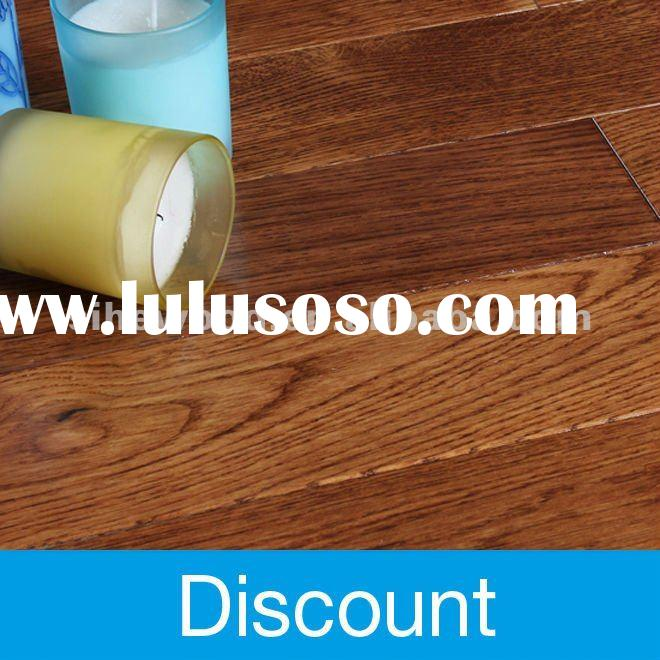 Discount OAK engineered wood flooring HDF best price