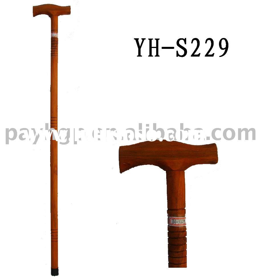 Fish Handle Walking Stick,Hiking Pole,Wood crafts