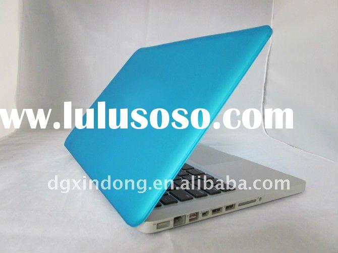 "For Macbook Hard Pro 13"" Case, Rubberized crystal case cover shell Macbook Air and Pro, OEM is"