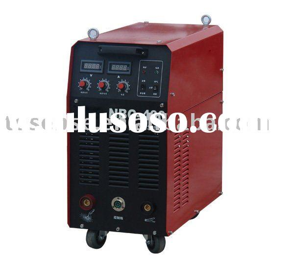 Full Accessories Welder 400amp IGBT Welder Inverter DC MIG Welding Machine