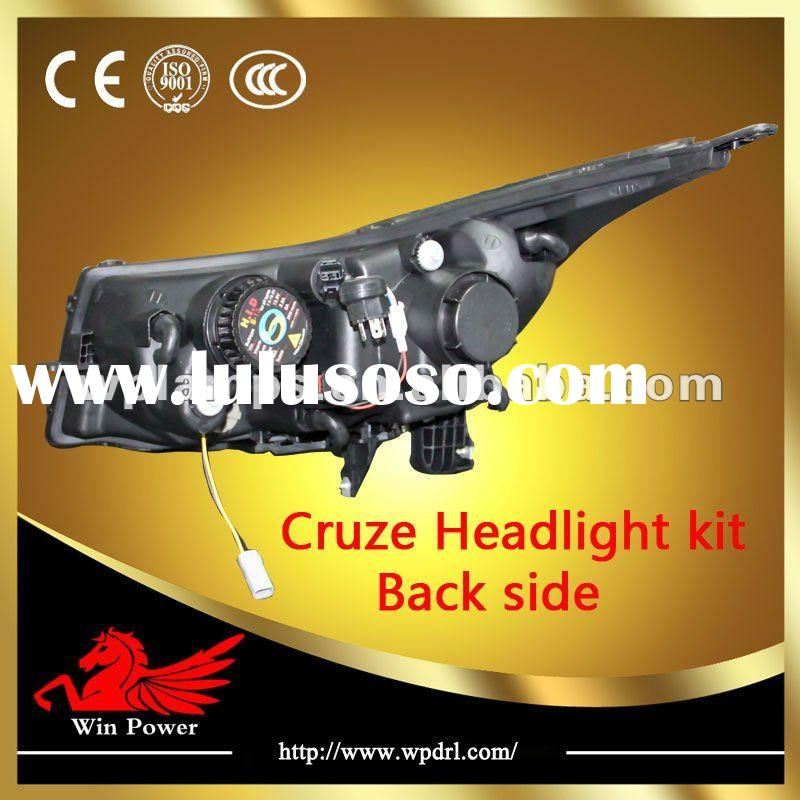 HID Bi-Projecter Headlight kit for Chevy Cruze/Chevy Cruze headlight kit