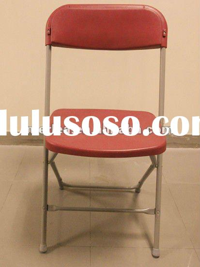 HOT SALE folding used metal folding chairs factory direct wholesale