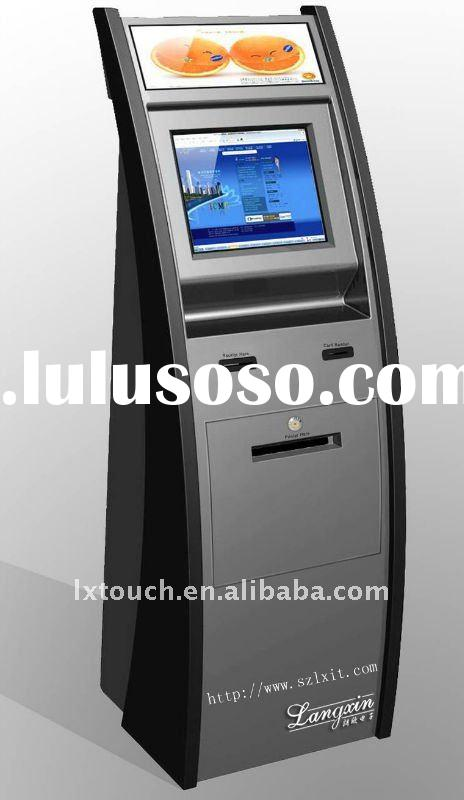 High Quality Self-service Payment kiosk/touch screen kiosk LX9007