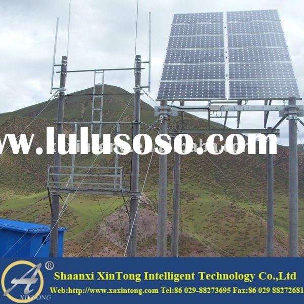 Independent Solar Power System Engineering Projects