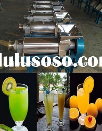 Industrial fruit juice extractor machine(CE certificate)