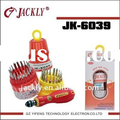 JK-6039 CR-V,bicycle tool kit (screwdriver),CE Certification.