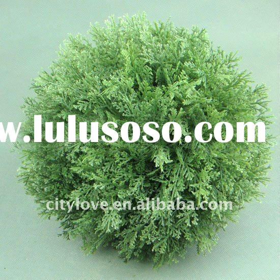 Latest Decorative Artificial Grass Foam Ball--Artificial flower/artificial plant