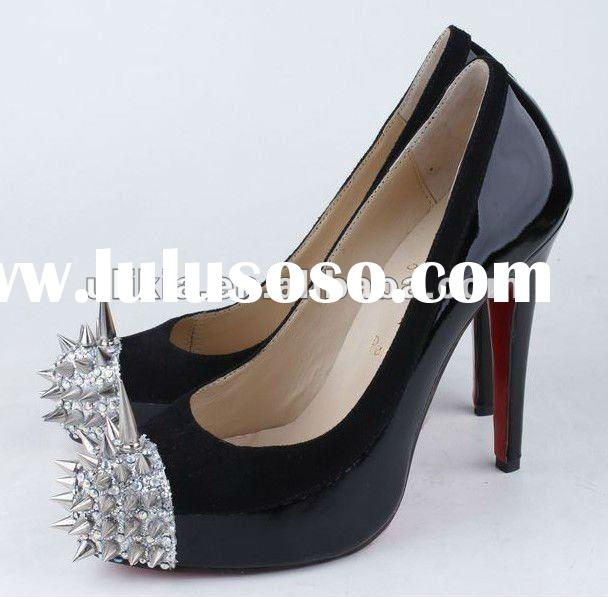 Latest high heels shoes for women