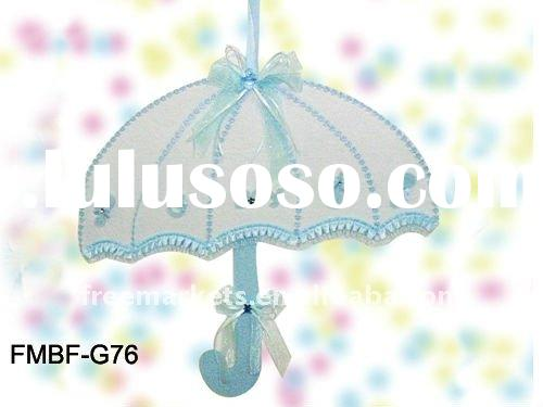 Lovely Umbrella Baby Favor,baby shower favors,baby favors and gifts