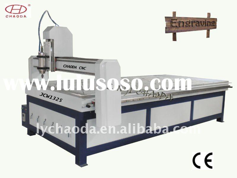 Low cost CNC engraving and cutting machine for MDF / Wood