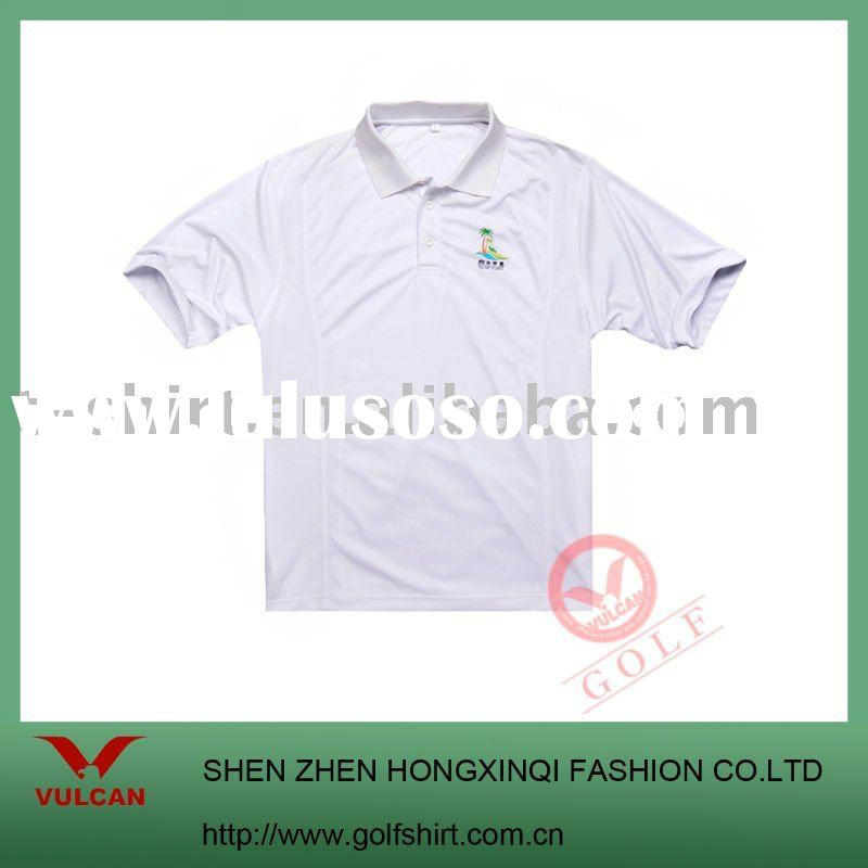 Men's Brand Golf Dry Fit Polo Shirt