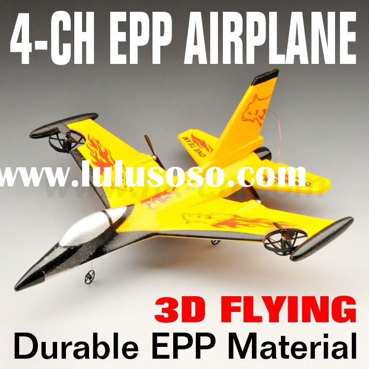 Mini 4-CH EPP RC F-16 Fighting Falcon Airplane With 3D Flying