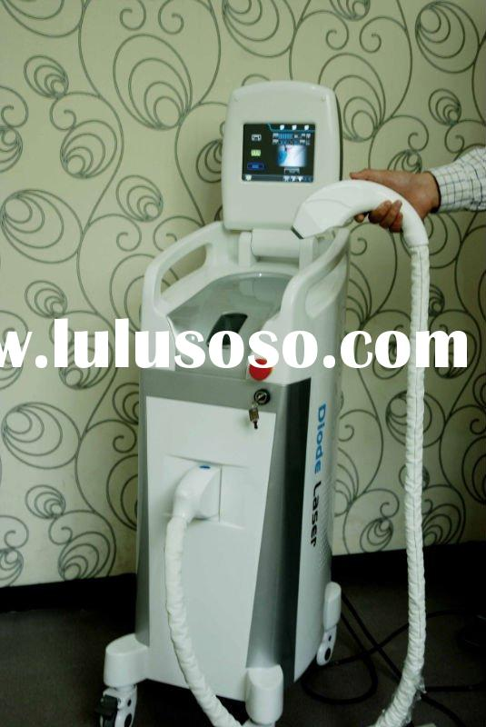 New BeautySalon Equipment 808 diode laser &IPL Machine for Permanent Hair Removal