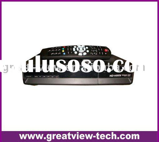 New arrival HD digital satellite receiver skybox s9 satellite receiver with Thai and Italian OSD