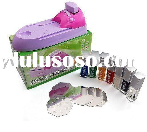 OEM DIY NAIL ART STAMPING PRINTING MACHINE POLISH
