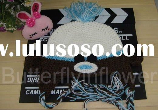 OWL crochet hats for kids
