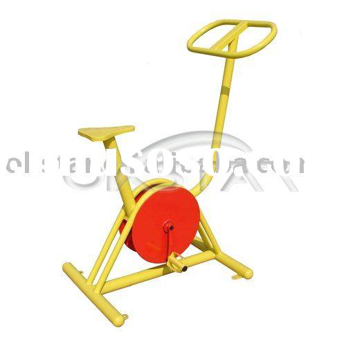 Outdoor Fitness Equipment - Exercise Bike