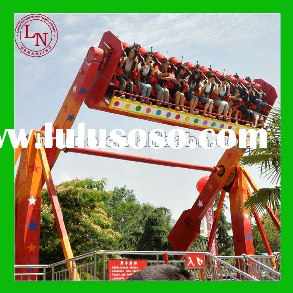 Professional & Thrilling space travel amusement used playground equipment for sale
