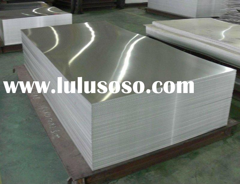 Pure Aluminum Sheet with different thickness