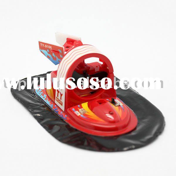 RC Hovercraft Mini Boat Radio Control Toy