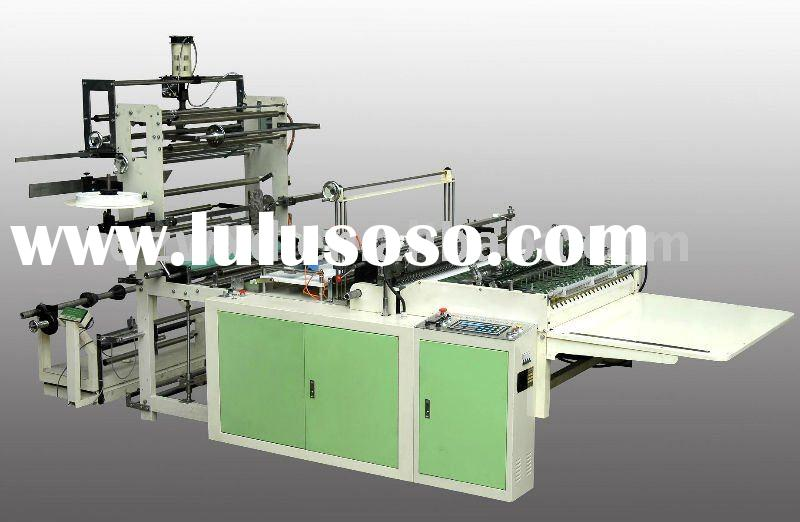 RQD-U Side Sealing Bag Making Machine with Ultrasonic