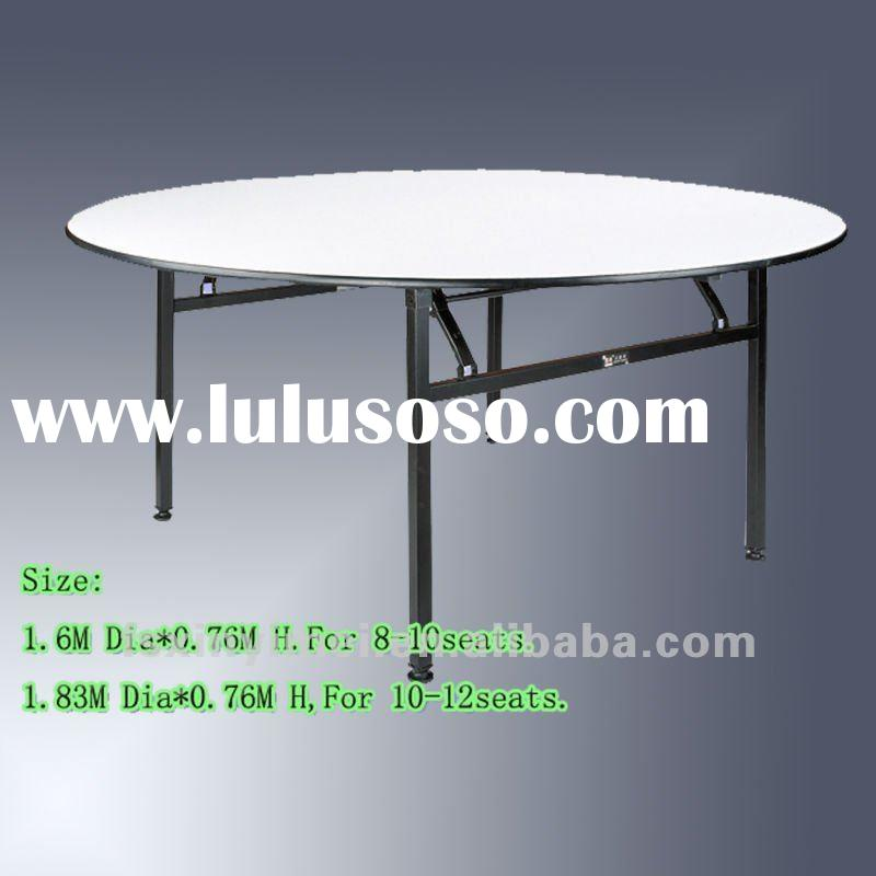 Round Banquet Table/Folding Hotel Table/Meeting Table