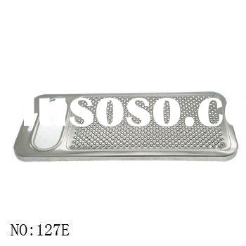 S/S flat grater electric cheese grater(explosive holes) Item No:127E