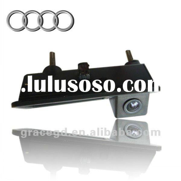 Sony Ccd wireless car rear view camera for AUDI A4L(REAR HANDLE) PASSAT 2009