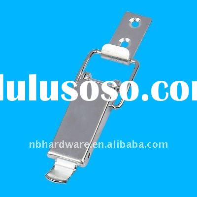 Stainless steel box clasp used in medical equipment, food machinery, etc